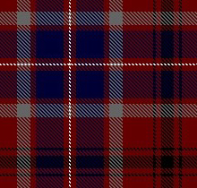 Edinburgh Tattoo tartan
